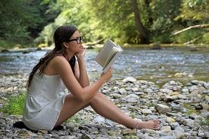 Lesen Entspannung Krebs